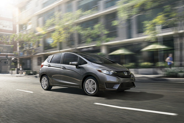 2016 Honda Fit - Tips for new drivers