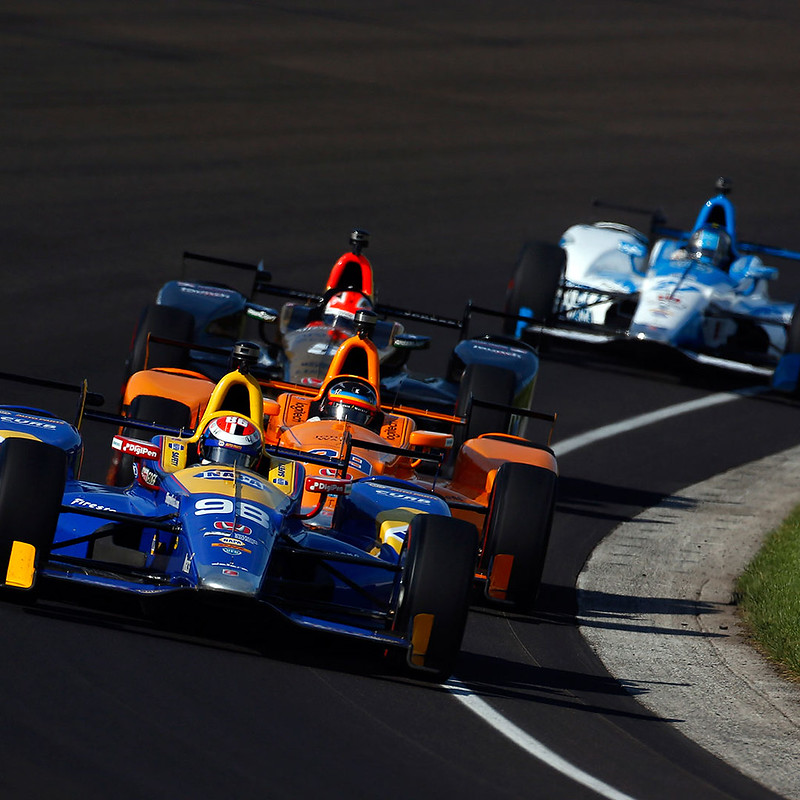 Honda Wins First Lockdown IndyCar Race | Elizabethtown, KY