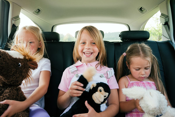 Tips for Keeping the Kids Quiet on Your Next Road Trip | Elizabethtowm, KY