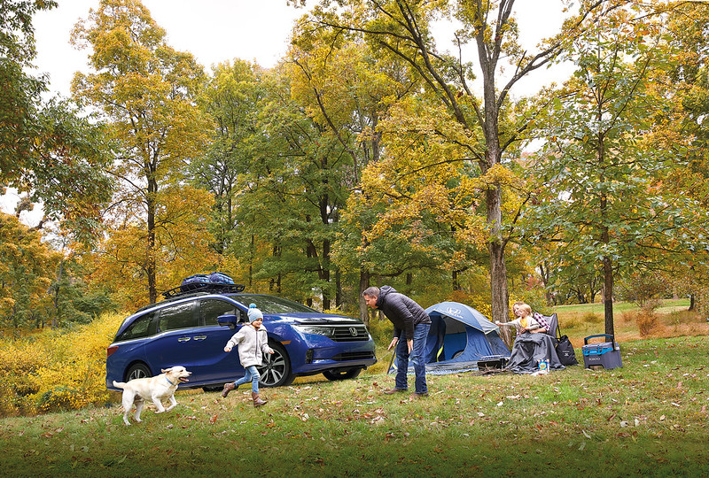 Camping in Your Honda | Elizabethtown, KY